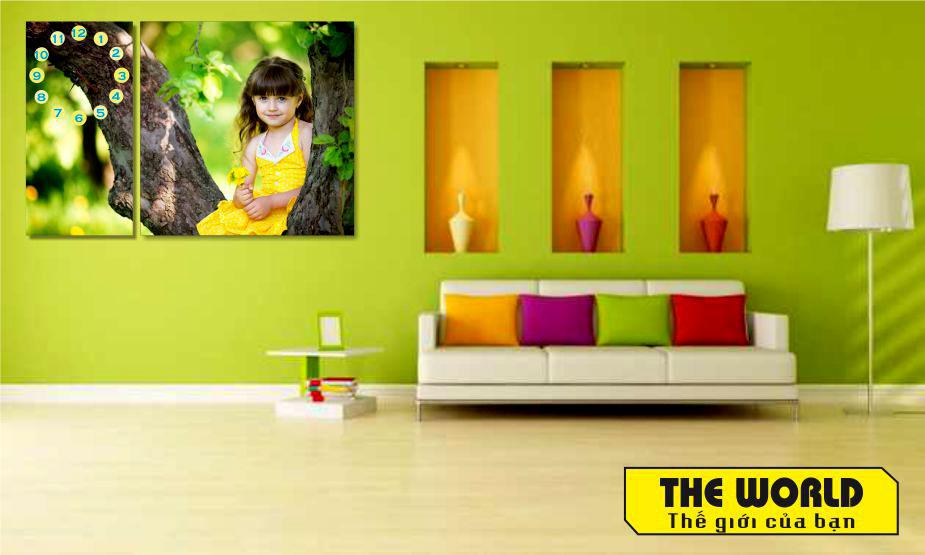 tranh treo tường thiết kế cá nhân 1