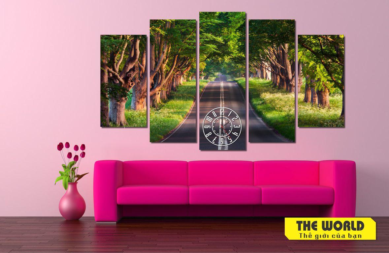 tranh treo tường phong cảnh đẹp