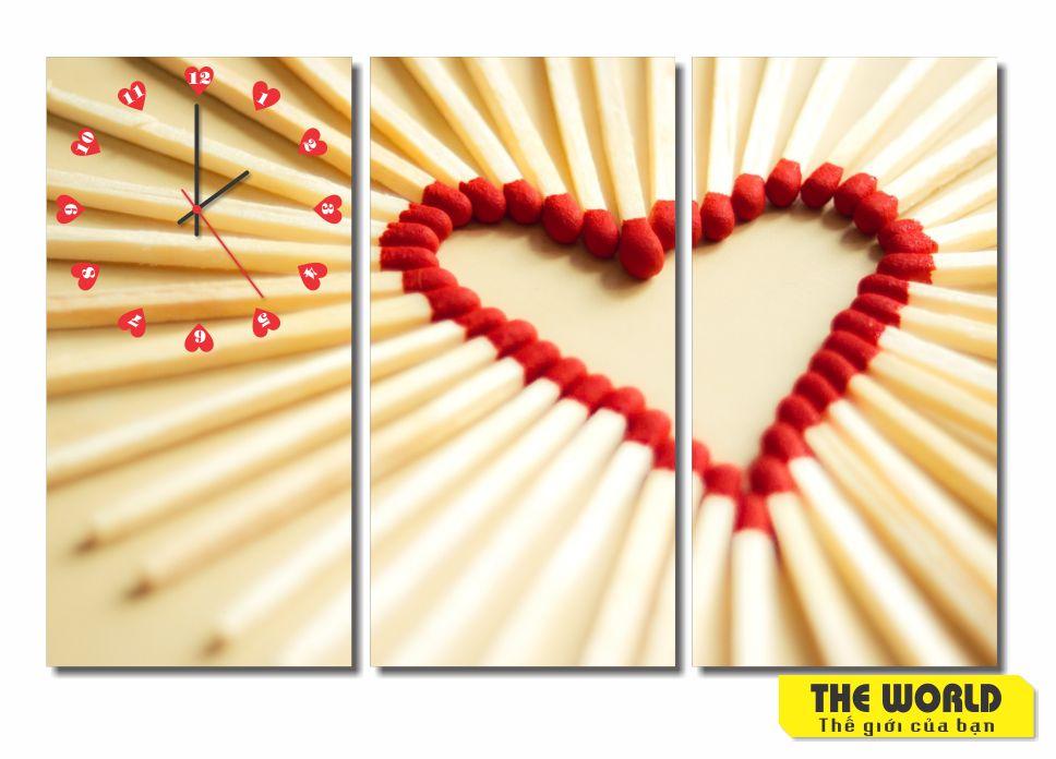 tranh treo tường tình yêu